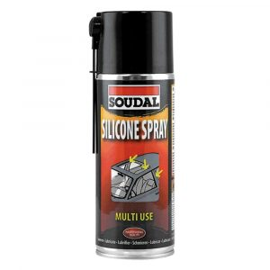 Soudal Silicone Spray Amaris Hardware Solutions